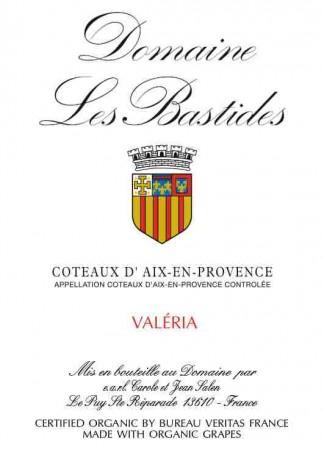 Domaine Les Bastides label