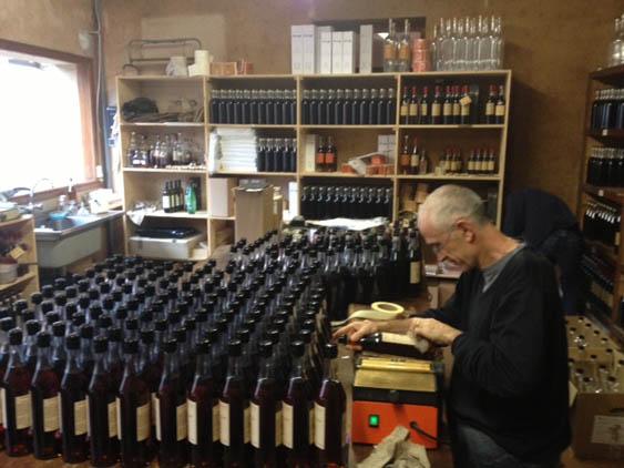 Darroze bottles