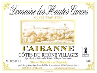 Image result for hautes cances rhone