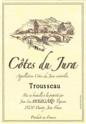Domaine Jean-Luc Mouillard label