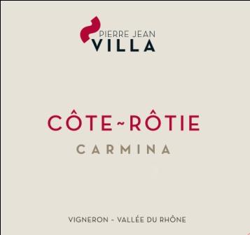 Domaine Pierre Jean Villa label