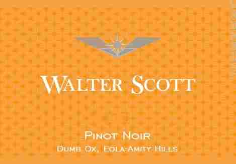 Walter Scott Wines label