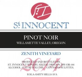 St Innocent label