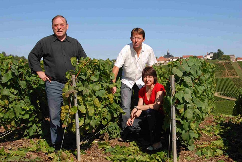 Champagne Diebolt-Vallois_family