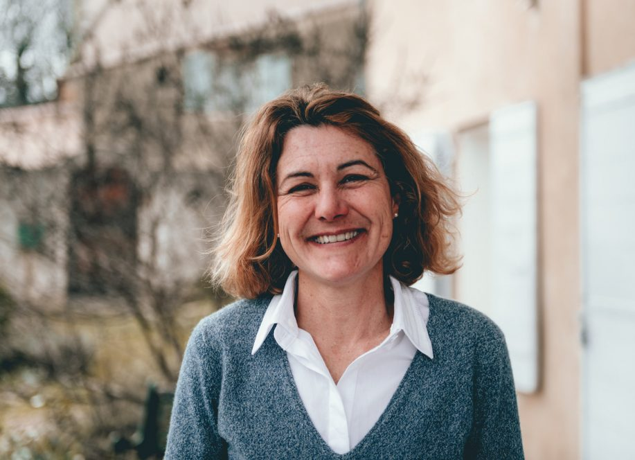 Carole Salen of Domaine les Bastides