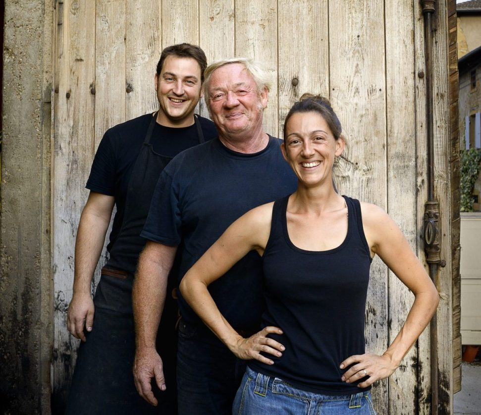 Domaine Chasselay family