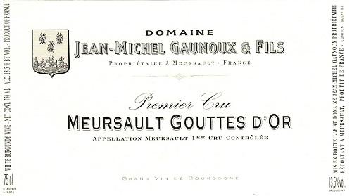 Domaine Jean-Michel Gaunoux label