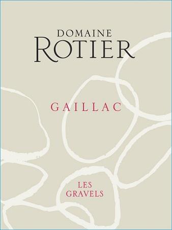 Domaine Rotier label