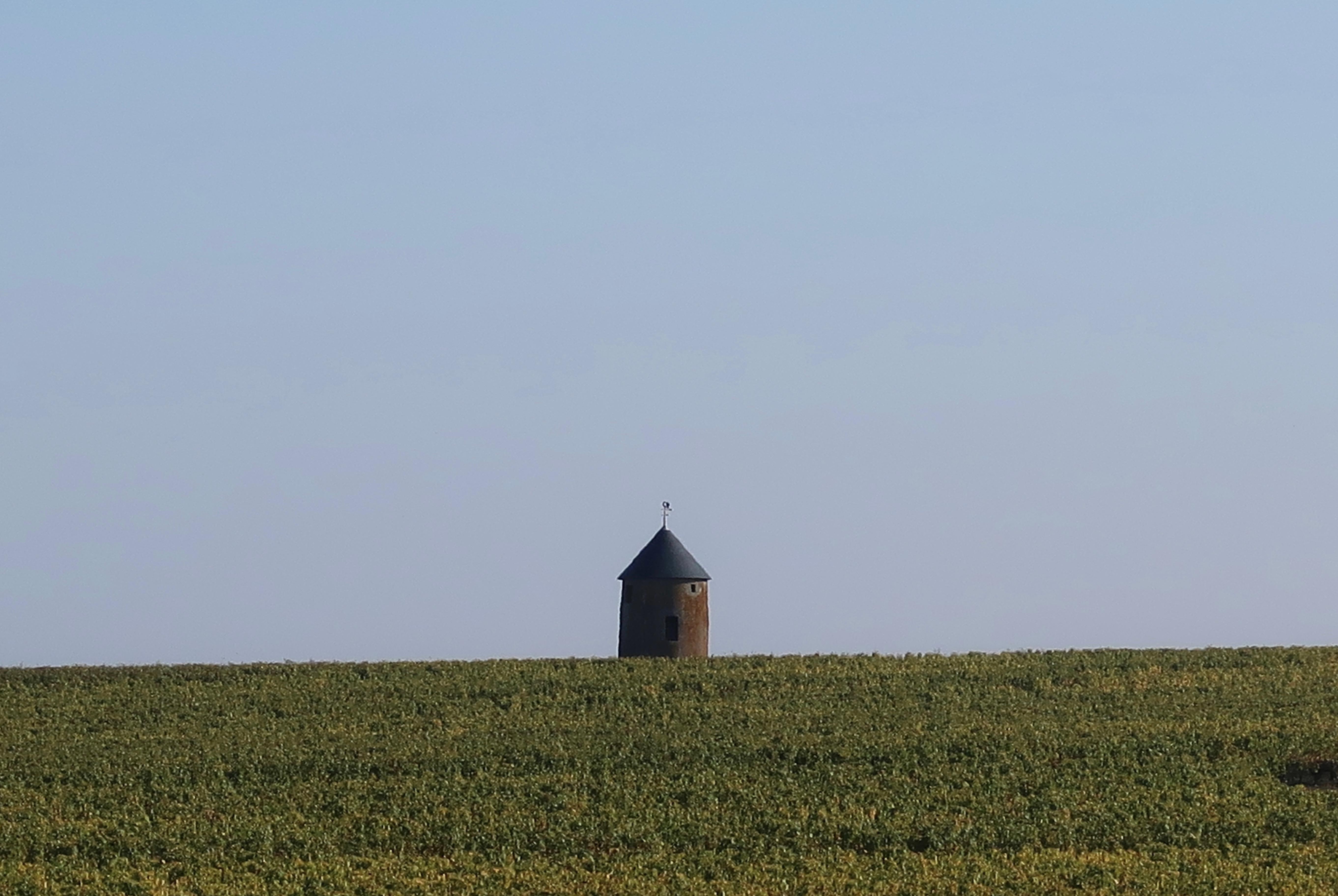 Claude Branger Muscadet windmill