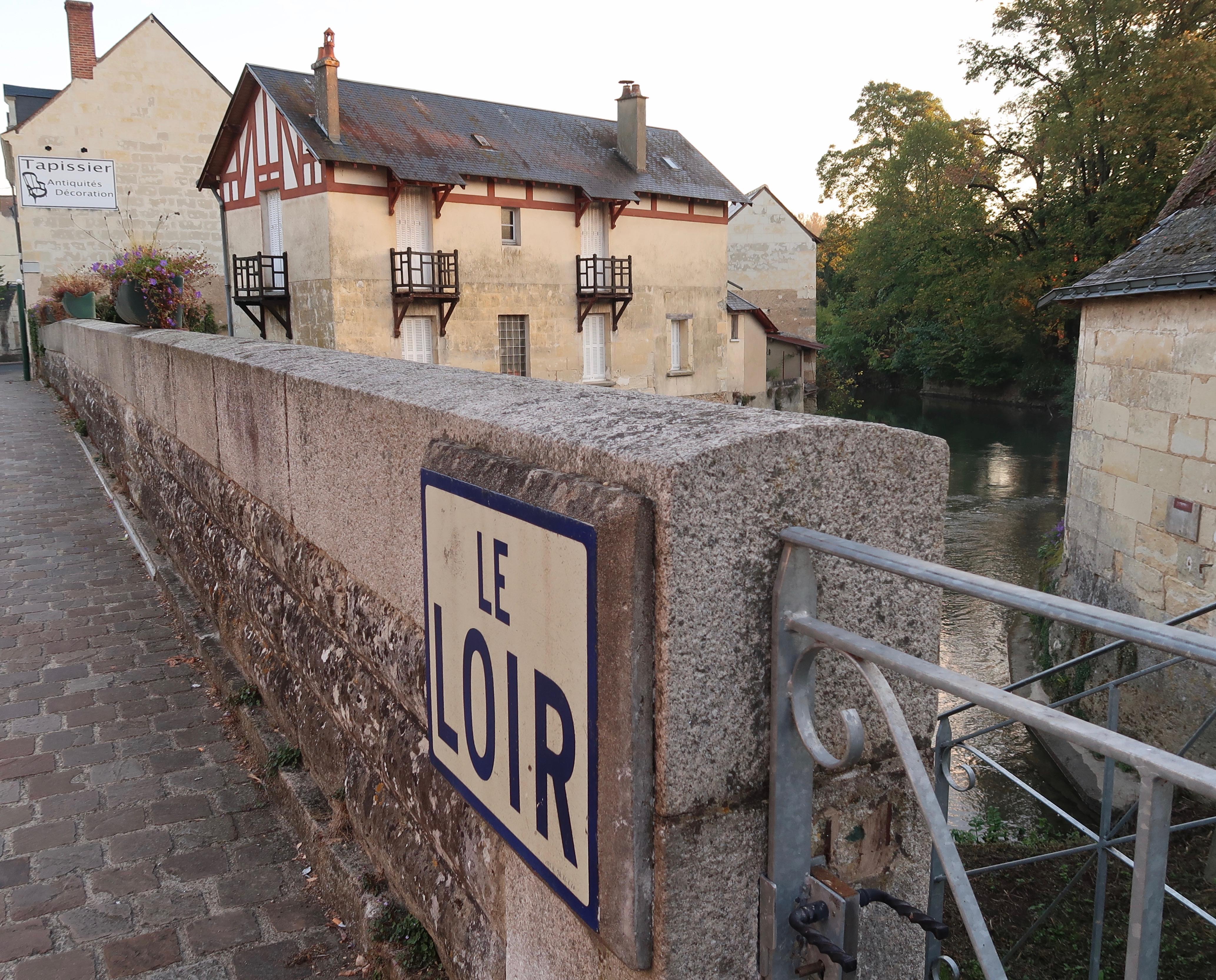 Domaine de la Roche Bleue Le Loir