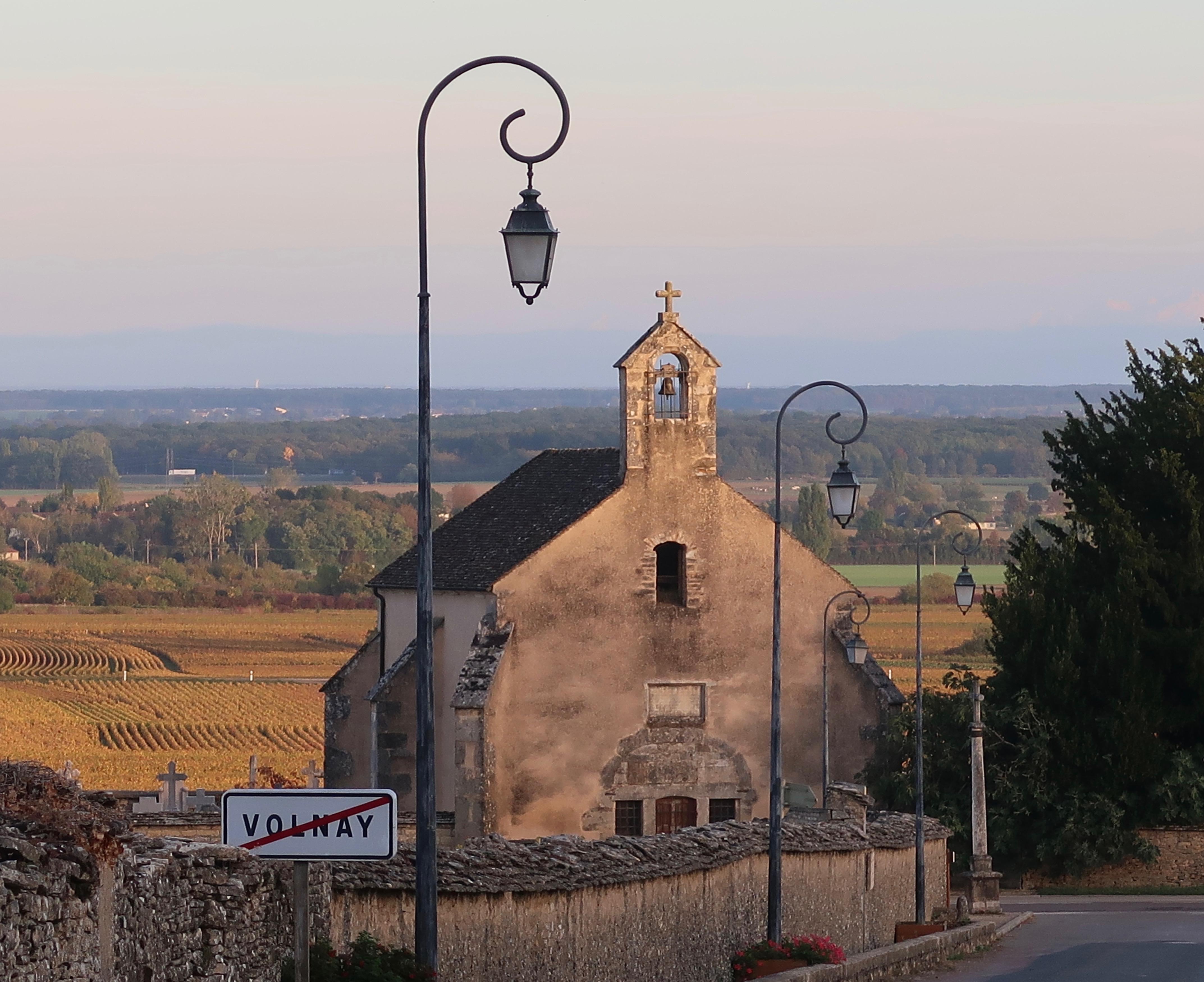 Domaine Joseph Voillot's Volnay