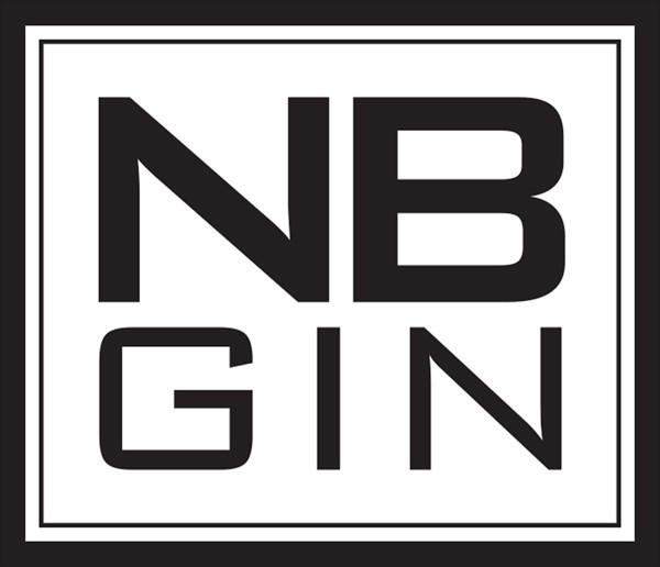 NB Gin label