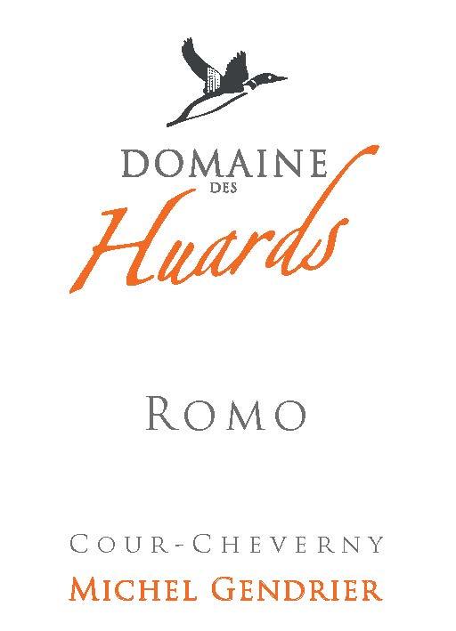 Domaine des Huards label