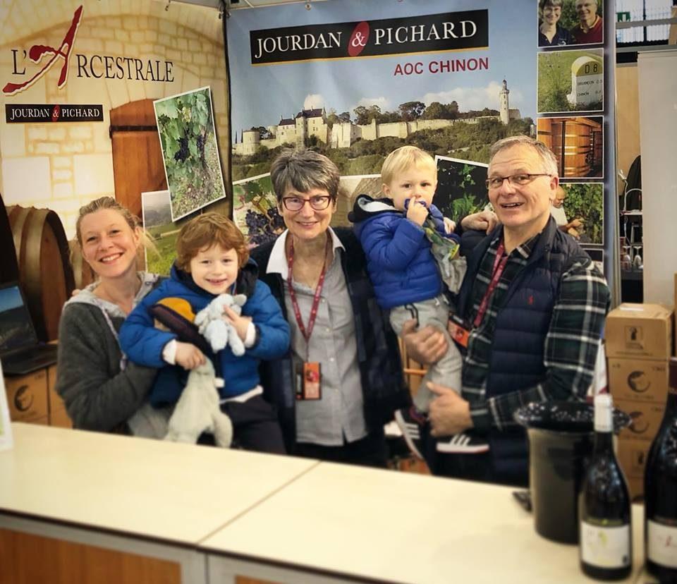 Domaine Jourdan & Pichard family
