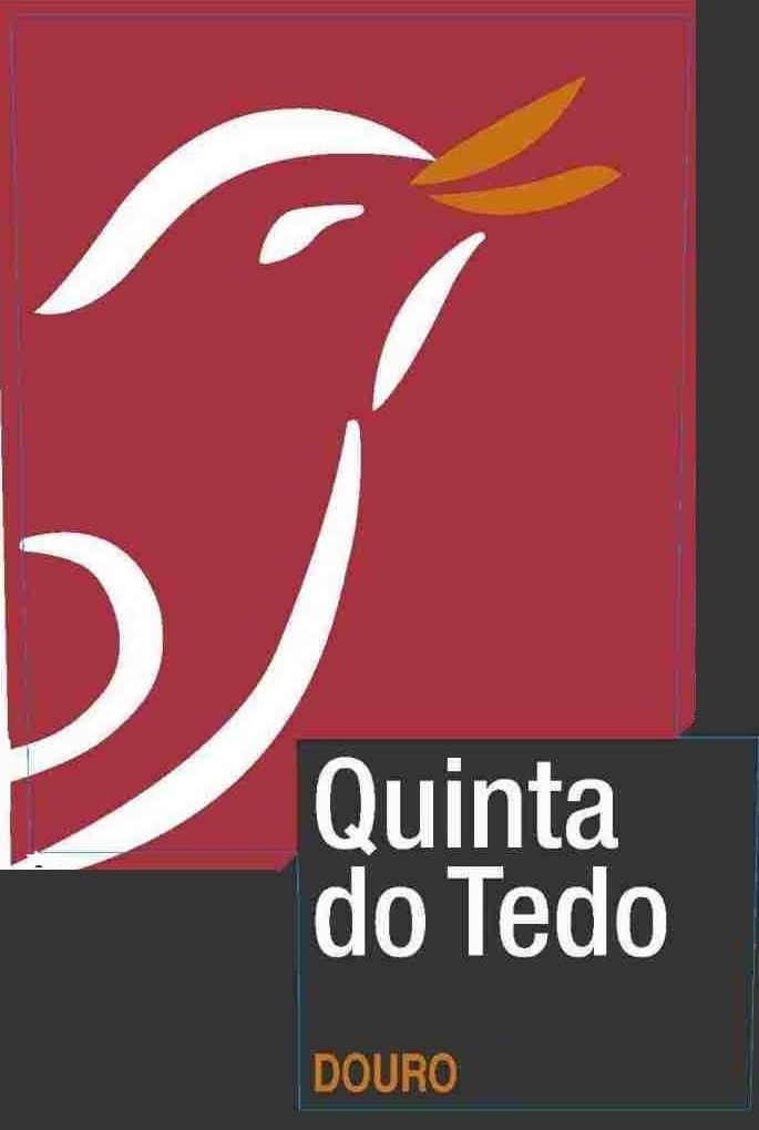 Quinta do Tedo label